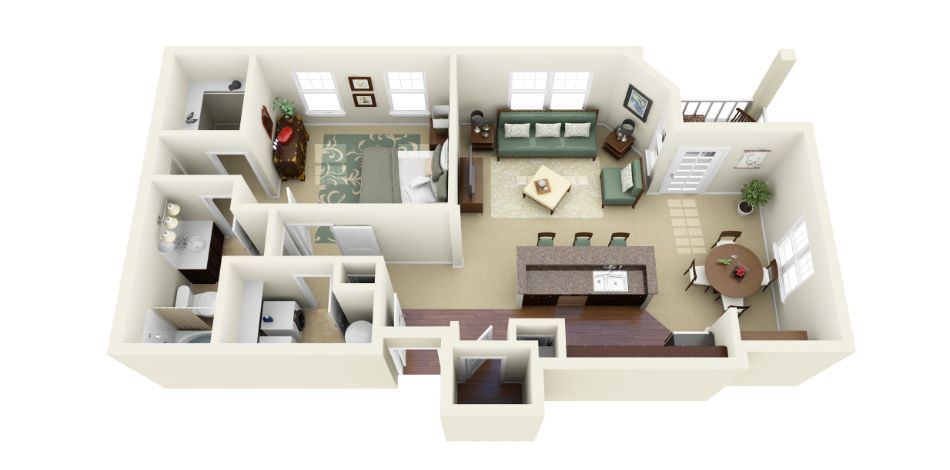 Floor Plan 1 Test
